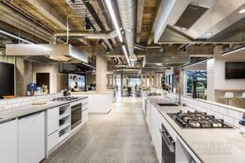 Fun, vibrant and dynamic workspaces reflect business approach of this fast growing company