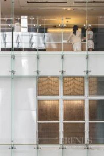 Australia's architectural past and the future of office design come together at 5 Martin Place