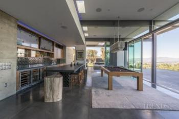 Renovation and extension make the most of wide valley views and indoor-outdoor living