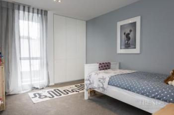 Colour creates a sense of personal space in these children's bedrooms