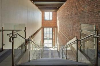 Innovative adaptive re-use of historic warehouse opens the building up to a new lease of life