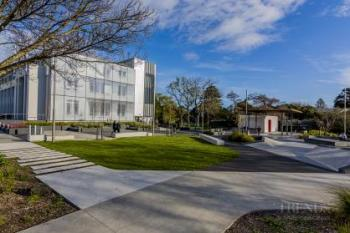 Hutt City Council administration building restored on the outside and transformed inside