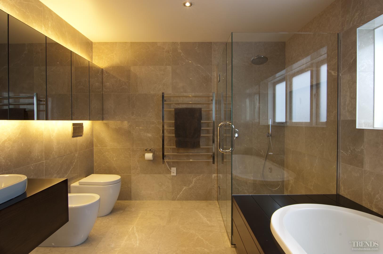 Spa Like Bathroom Remodel By Craig Fafeita