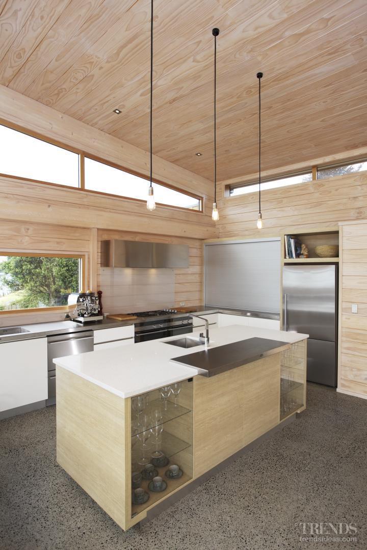 Modern Irene James Designed Kitchen In Lockwood House