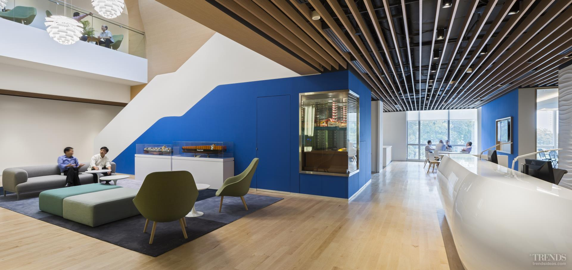 Office fit out for dnv gl technology centre singapore by for Office design trends articles