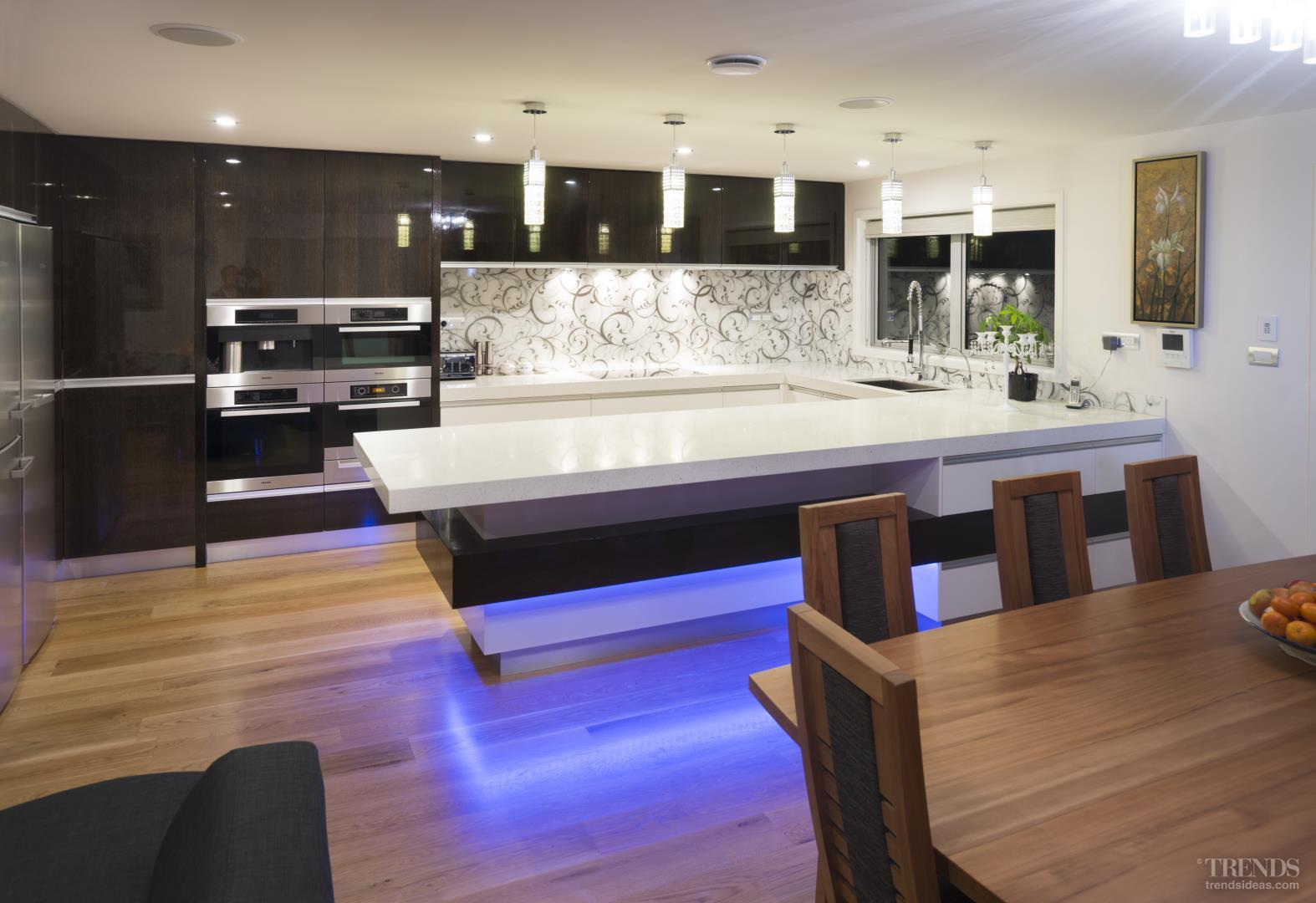Contemporary Kitchen Design Manufacture And Installation By Reno4u In Christchurch