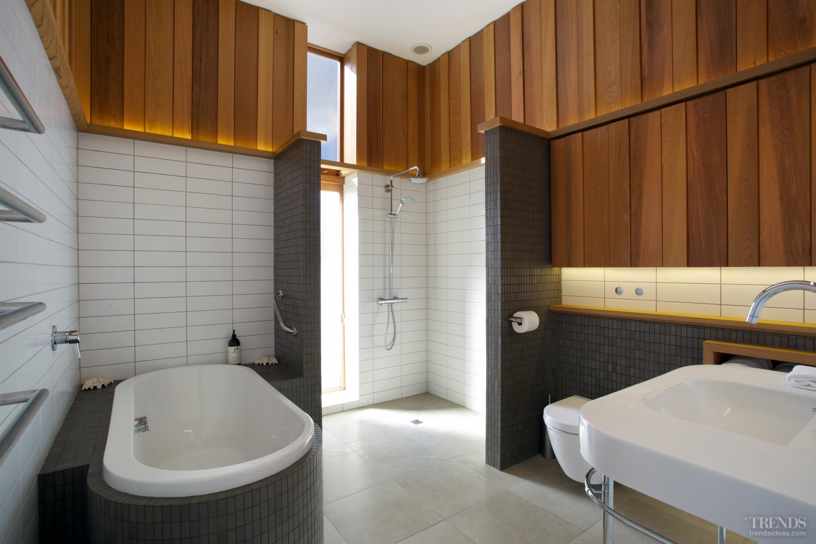 Bathroom ideas new zealand nkba award winners 2014 for Bathroom design ideas new zealand