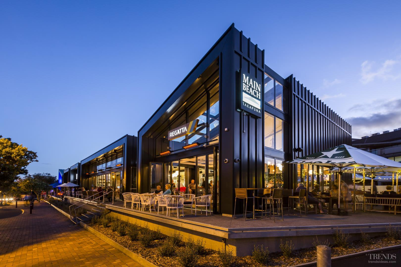Main Beach Takapuna Adds A Welcoming New Hospitality Complex To Auckland 39 S North Shore