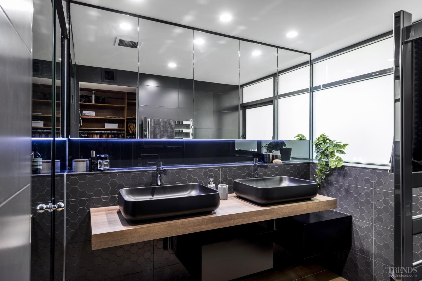 This ensuite renovation resulted in a space designed for a wellness lifestyle