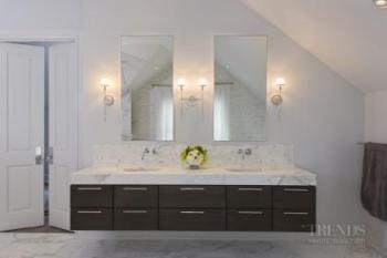Oasis of calm – master bathroom