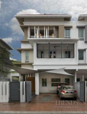 Laid-back living, Interlink Design