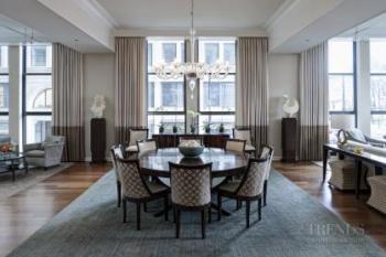 Investment dressing – interior by Martin Horner
