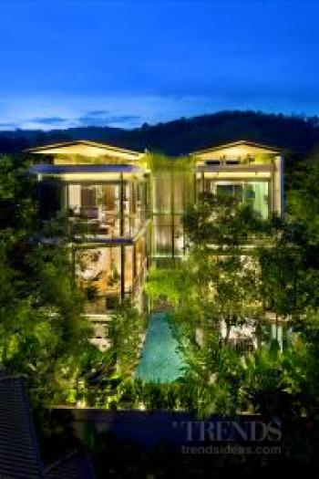 Cool breeze – eco-friendly house in Malaysia