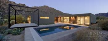 Call of the desert – house by Ibarra Rosano Design Architects. Image: 3