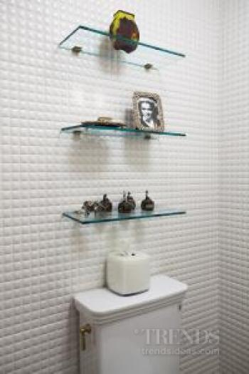 Upon reflection – small powder room remodel