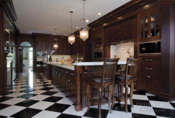 Traditional Kitchen by Harrison Design