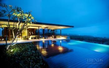 Eco-friendly resort in Bali