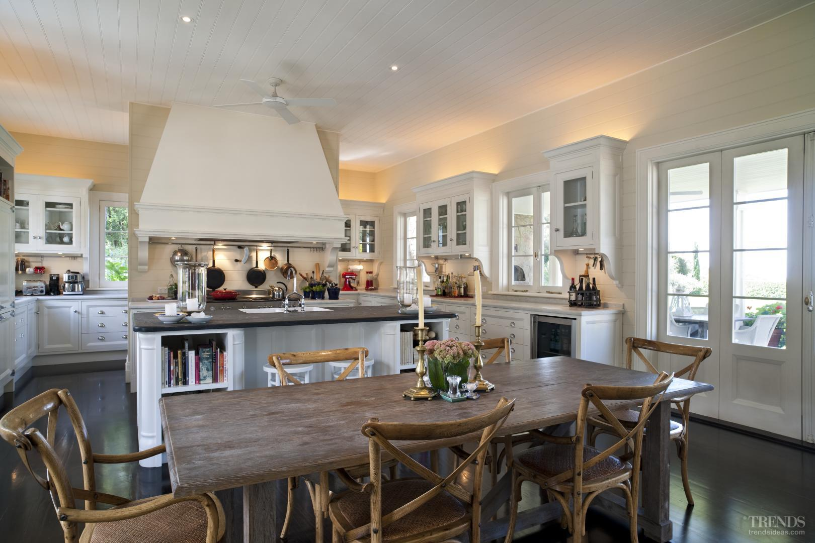 From a bygone era traditional style kitchen designed by for Country kitchen ideas australia