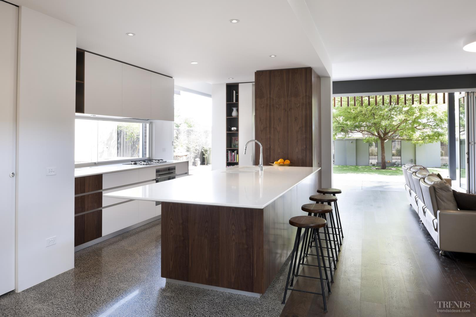 Shining example kitchen by wolf architects - Kitchen design architect ...