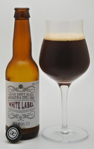 Emelisse white label fruity red wine blend ba dubbel bock