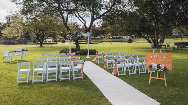 wedding venue in Perth