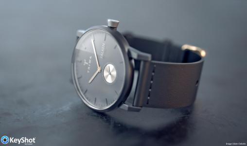 Keyshot Watch Render