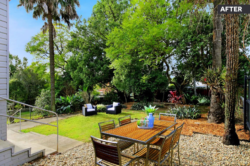 Cherie-Barber_Renovating-For-Profit_Graduate-Virginie-Campbelltown-NSW_Backyard-After