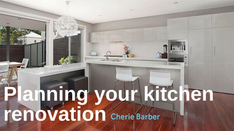 Planning your kitchen renovation - Renovating For Profit
