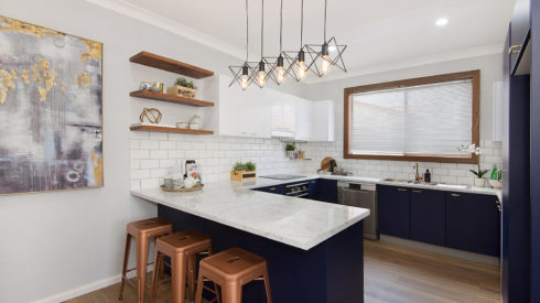 How To Resurface A Benchtop - Renovating For Profit