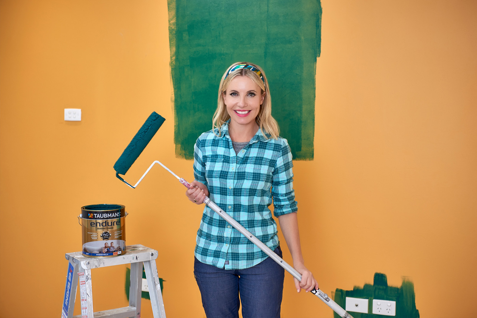 Cherie-Barber_Renovating-For-Profit_Taubmans-Colour-of-Year_Wall-Progress