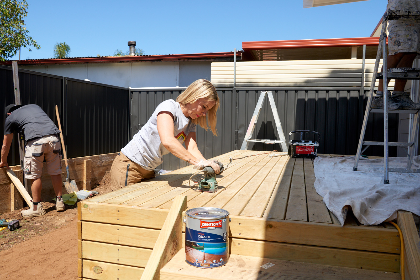 Cherie-Barber_Renovating-For-Profit_Backyard-Makeover-Sand-Deck