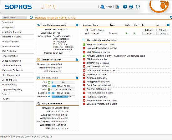 Sophos XG Firewall Home Edition Free Trial   Sophos XG ...