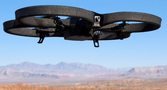 The HD Camera Is Integrated With Best Drones