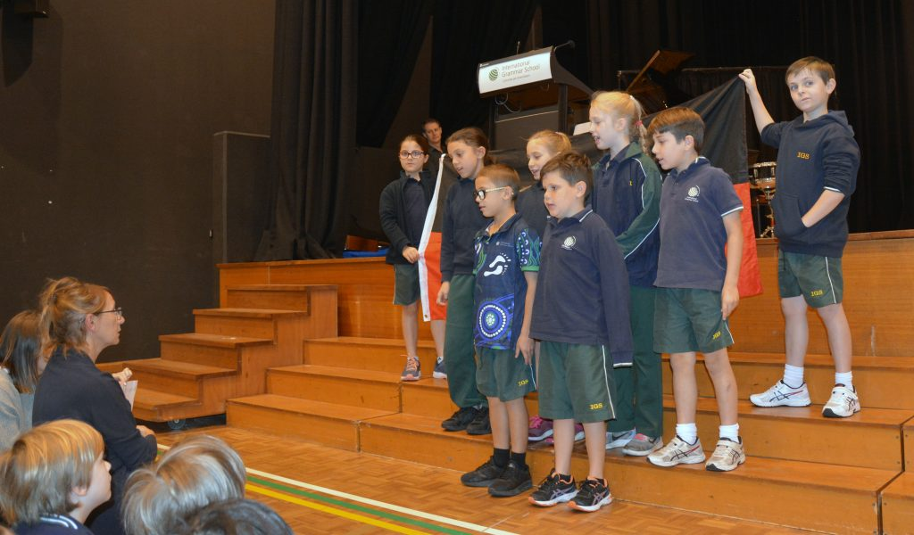igs-primary-reconciliation-assembly