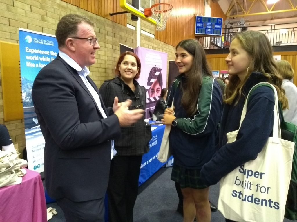 students-sydney-schools-careers-convention