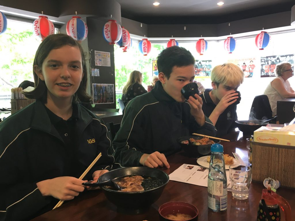 igs-year-9-japanese-dining-experience-2