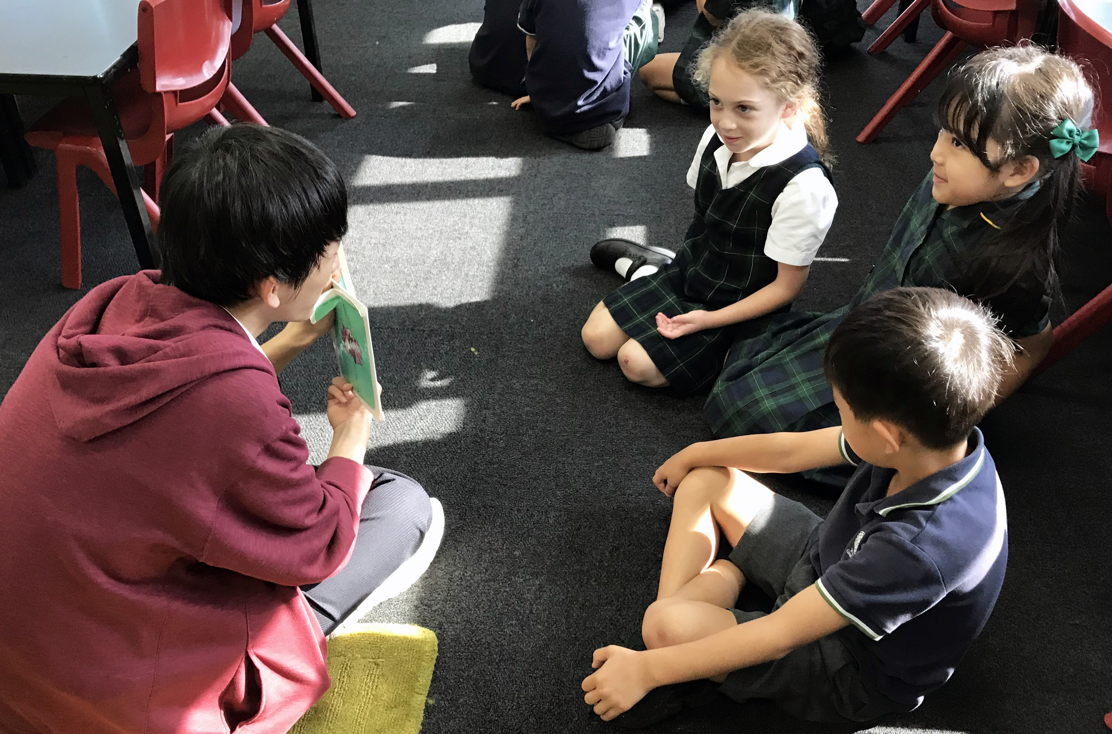 igs-year-1-students-work-with-japanese-visiting-students