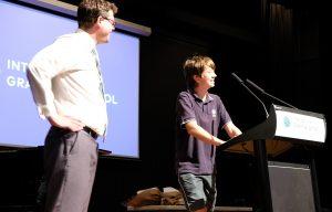 Derek Patulny and Ryan Kitchin