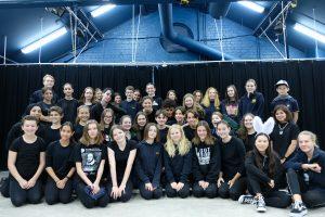 Shakespeare Carnival participants