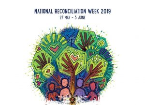 Reconciliation Week banner