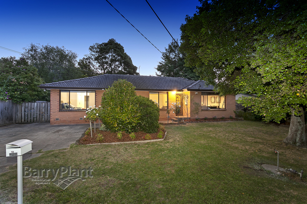 18 Bungalook Road East Bayswater North