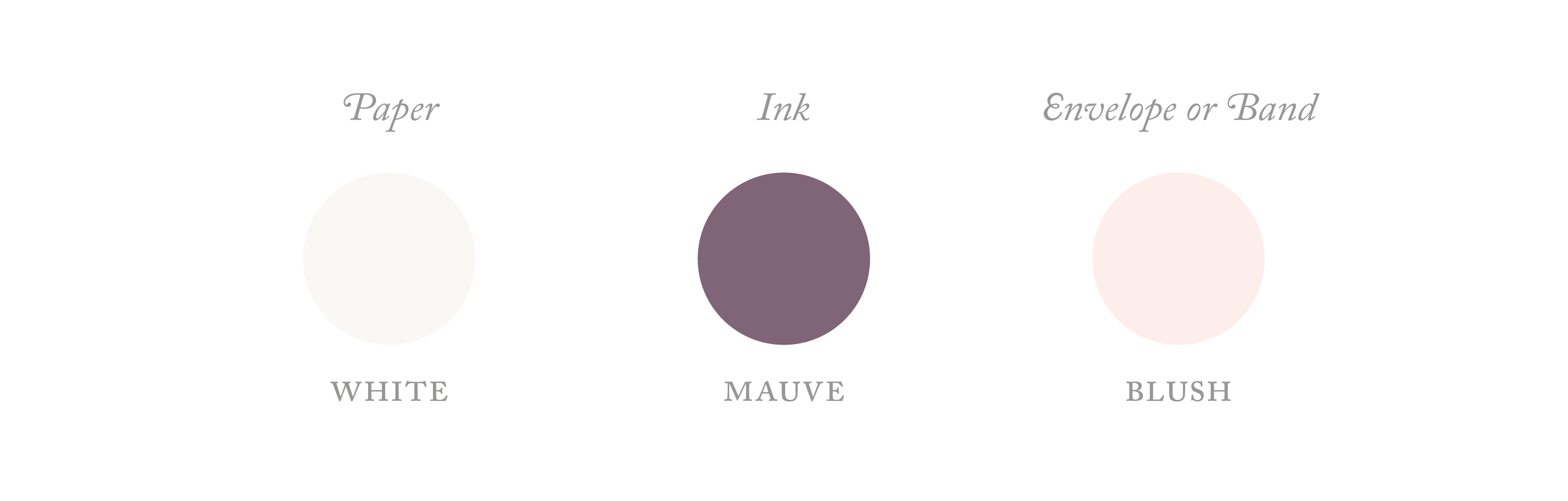 mauve colour palette