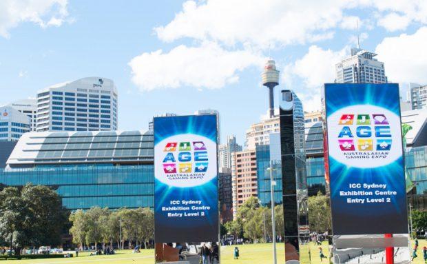 Australian Gaming Expo dates announced @ ICC Sydney