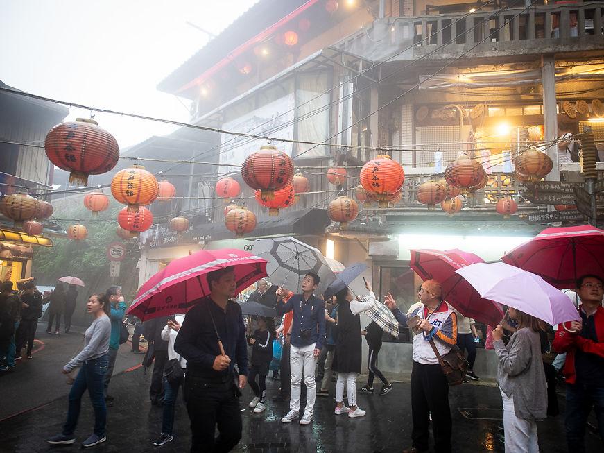 Jiu Fen as the bad weather arrives...