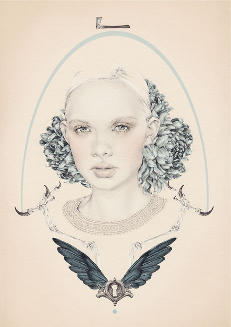 Fitchers Bird by Emma Leonard
