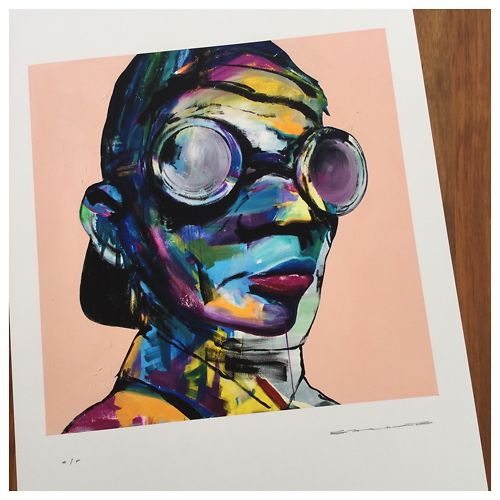 Jon Schultz As One - Signed Limited Edition Print