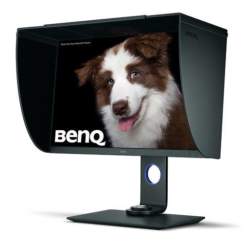 "BenQ SW271 27"" 4K Monitor Master Image"