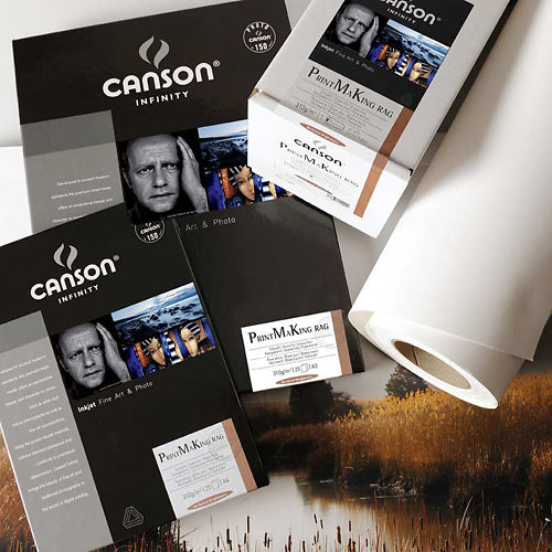 Canson Infinity PrintMaKing Rag 310gsm Master Image