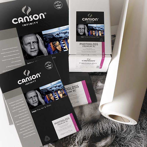 Canson Infinity PhotoGloss Premium 270gsm Master Image