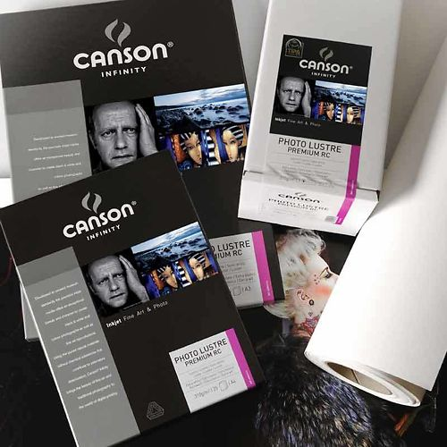 Canson Infinity PhotoLustre Premium 310gsm Master Image